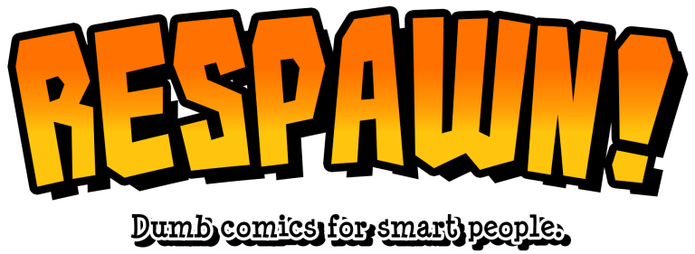 Respawn Webcomics logo